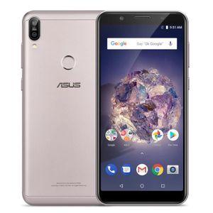 SMARTPHONE ASUS Zenfone Max Pro (M1) 64 Go Argenté - Face ID