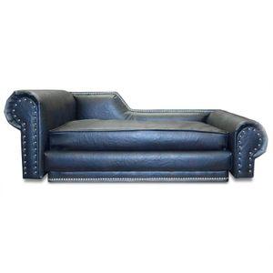 Canapé Pour Chien Xxl Oslo Edy Design Noir Antique Achat