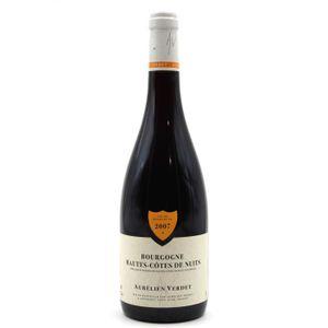 VIN ROUGE Hautes-Côtes de Nuits 2007 - Aurélien Verdet - Rou