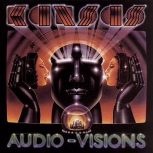 CD POP ROCK - INDÉ CD Audio Visions Kansas