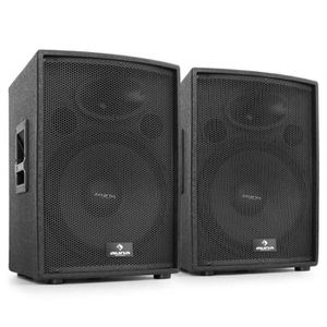 enceinte active 500w rms achat vente enceinte active. Black Bedroom Furniture Sets. Home Design Ideas