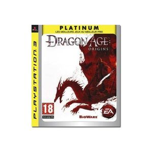 JEU PS3 Dragon Age: Origins Platinum PlayStation 3 italien