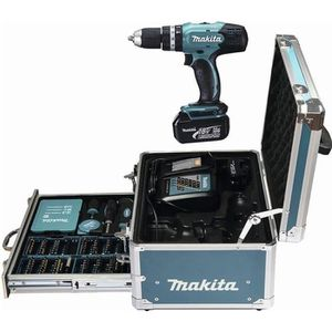 PERCEUSE MAKITA Perceuse-visseuse à percussion DHP453RFX2 a