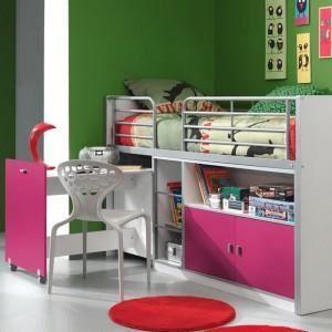 LIT COMBINE  Paris Prix - Lit Compact Enfant