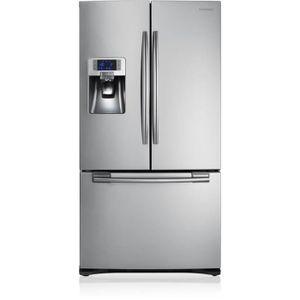 RÉFRIGÉRATEUR AMÉRICAIN SAMSUNG Réfrigérateur américain RFG23RESL 520L Fro