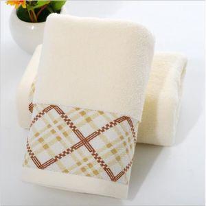 SERVIETTES DE BAIN STOEX Jaune lot de 2 Serviettes de toilette coton