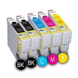 CARTOUCHE IMPRIMANTE 5 CARTOUCHES D'ENCRE NON OEM assorties T29 BK XL -