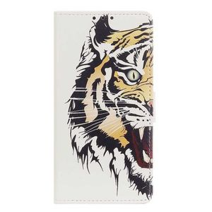 HOUSSE - ÉTUI Étui Wiko Y50, XWZYQ® Peinture Exquise tigre Houss