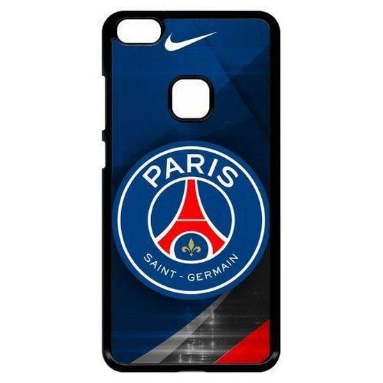 Coque Huawei P10 Lite Psg Paris Saint Germain Metalise Achat Coque Bumper Pas Cher Avis Et Meilleur Prix Cdiscount