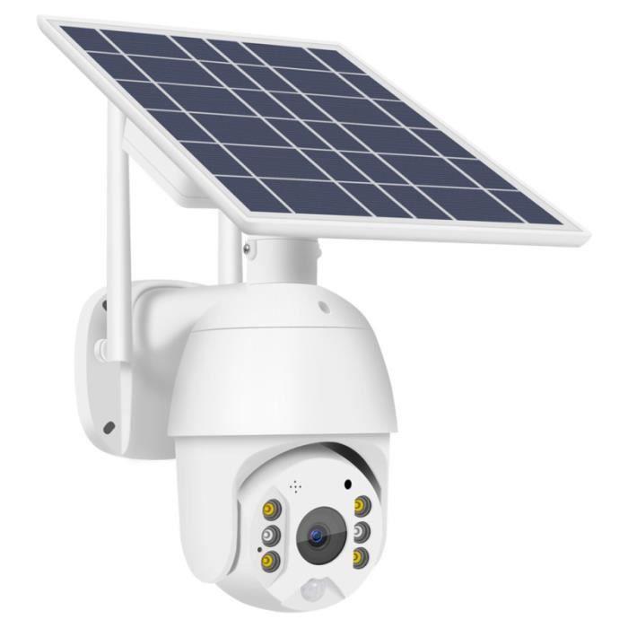 Solaire vision nocturne Caméra de surveillance caméra de pour la maison KIT CAMERA DE SURVEILLANCE - PACK VIDEOSURVEILLANCE
