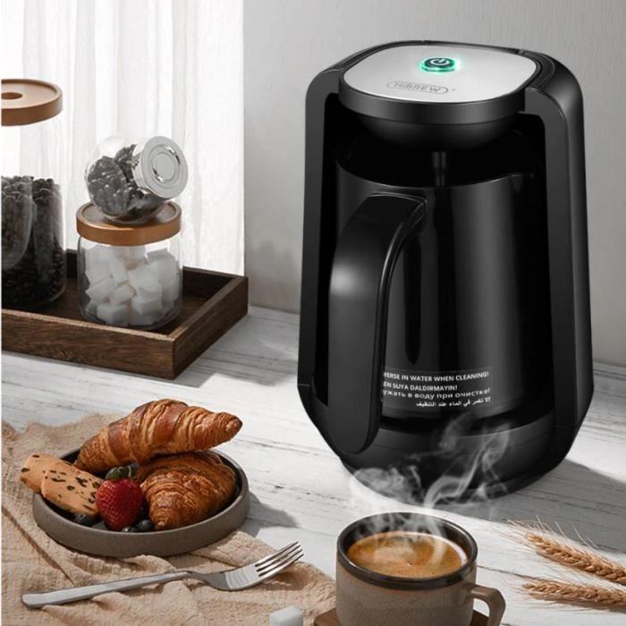 HiBREW – Machine à café automatique turque sans fil, Pot électrique de voyage Portable, ca 220 ~ 240V