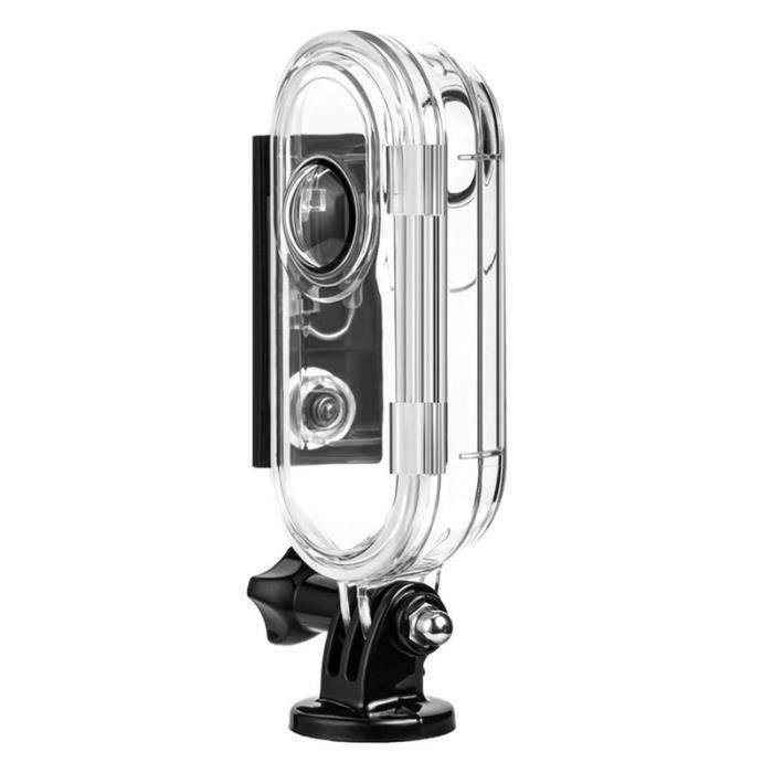 Pour Étui Étanche Boîte De Protection De Plongée Pour Insta360 One Panoramic VR Caméra De Sport Insta 360 Accessoires