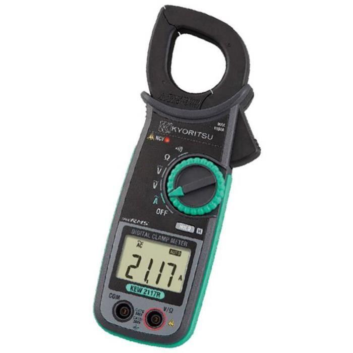 Pince ampèremétrique Kyoritsu KEW-2117R KEW-2117R numérique CAT IV 300 V, CAT III 600 V 1 pc(s)