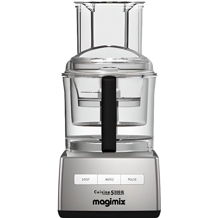 Magimix -18591F - Robot Multifonction CS 5200 XL,