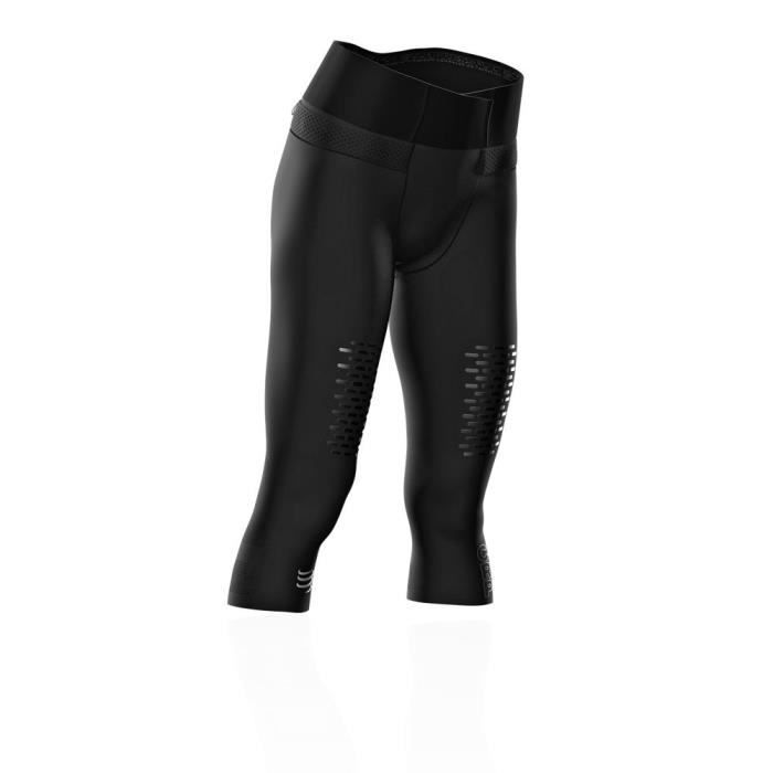 Compressport Femmes Under Control Pirate 3-4 Trail Legging De Running Sport