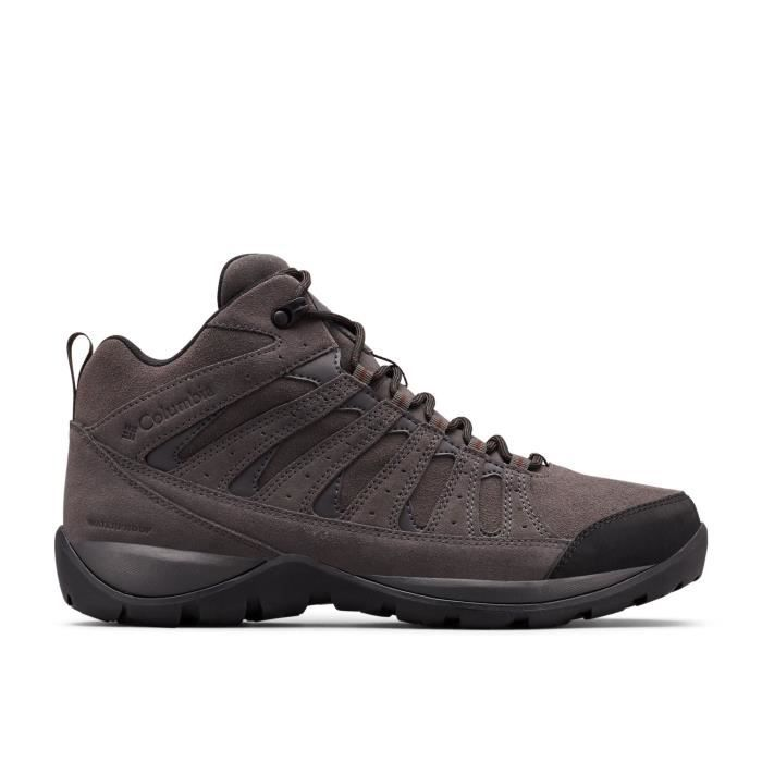 Chaussures de marche Columbia Redmond V2 leather Mid