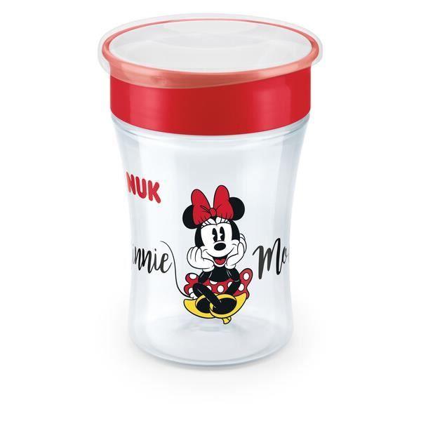 NUK Magic Cup - 360 silicone - Mickey/Minnie 8m+