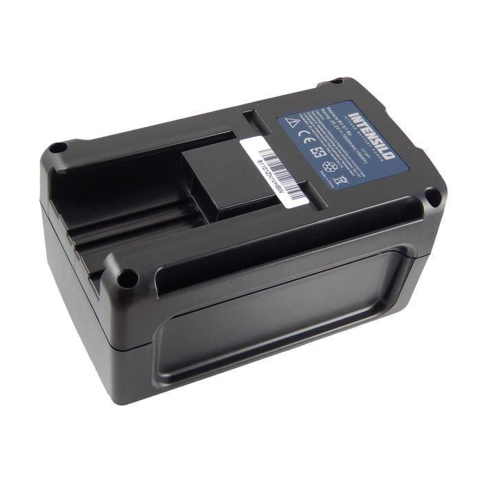 INTENSILO Li-Ion batterie 7500mAh pour aspirateur Kärcher BR 30/4 C Scheuersaugmaschine