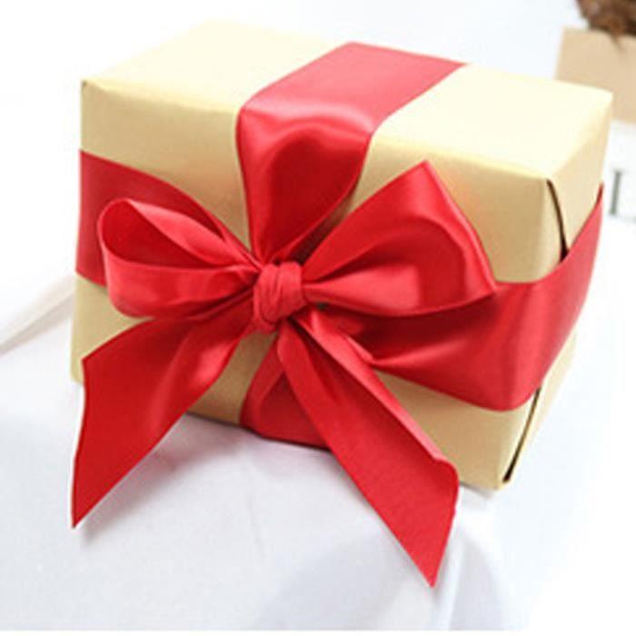 Mini Noël Boîte Cadeau Neuf Noël Design Faveur Cadeau 17 x 26.5 x 8.5 cm