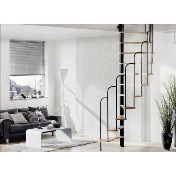 escalier gain de place colimacon vt05 jornalagora. Black Bedroom Furniture Sets. Home Design Ideas