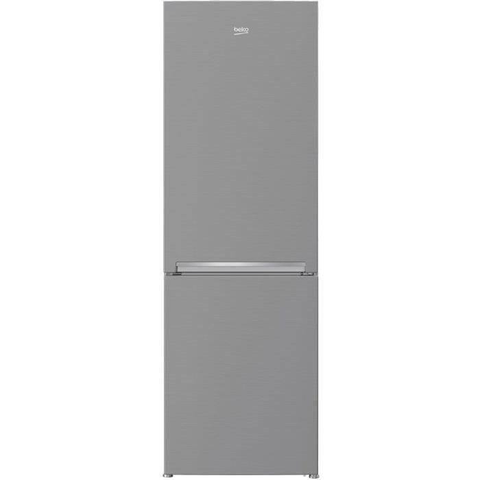 RÉFRIGÉRATEUR CLASSIQUE BEKO - RCSA330K20PT - Réfrigérateur combiné - 295L
