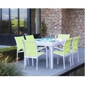 Table et chaise de jardin modulo blatt achat vente - Table et chaise de salon ...