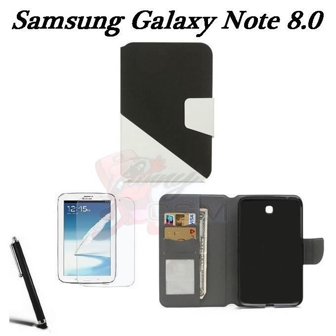 Housse etui pour samsung galaxy note 8 0 n5100 achat for Housse galaxy note 8