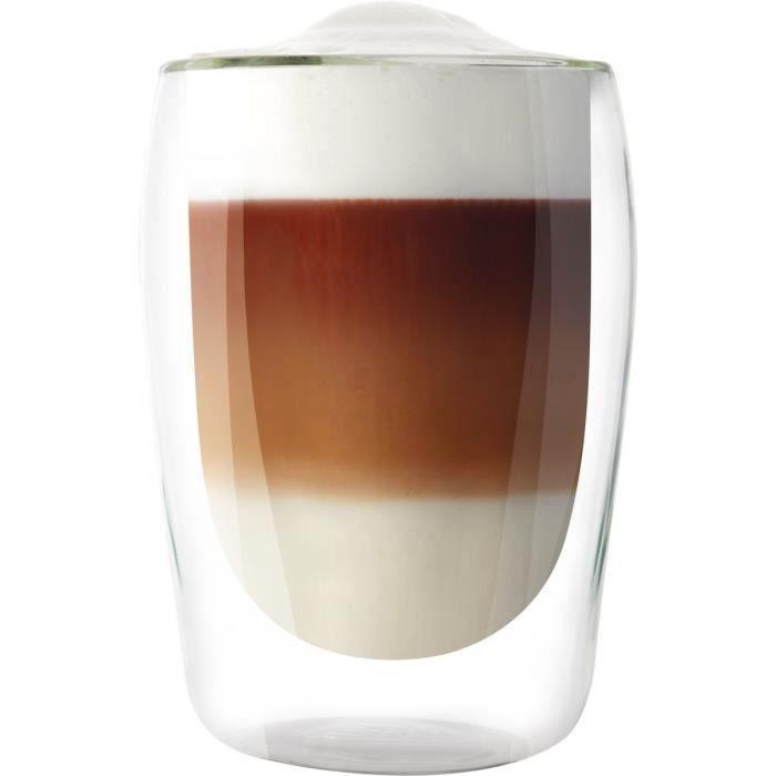 Verre pour Latte macciato 500 ml H 15,2 cm VILLEROY /& BOCH NEW WAVE verres