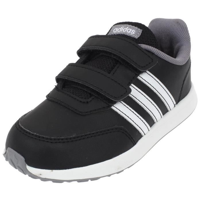 Noir 2 Scratch Chaussures Neo Nr Adidas Velcro Switch Vs R8tqwtP