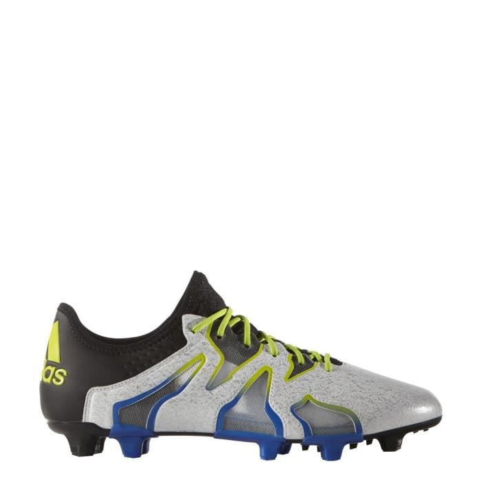 newest 82313 368a9 Chaussure de football adidas X 15 + SL FGAG