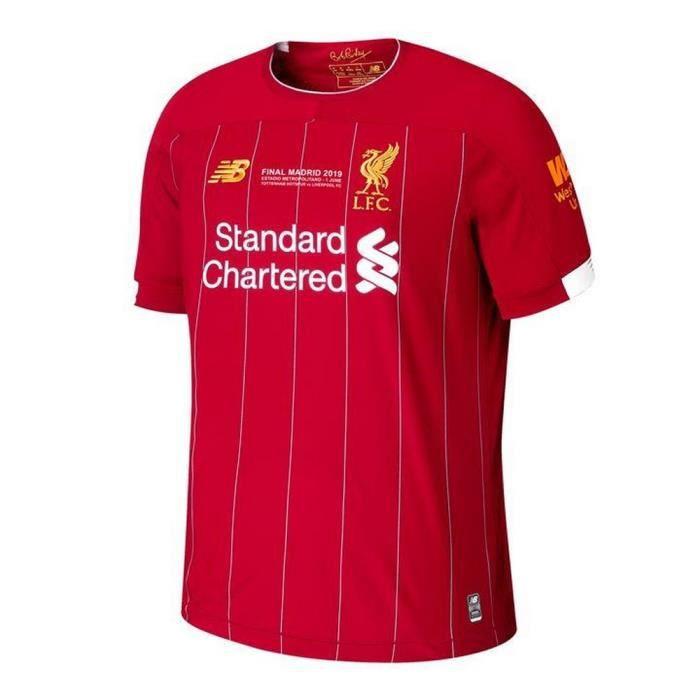 Liverpool FC Sac dEntra/înement Rouge-Noir LFC Officiel