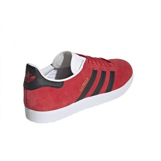 adidas gazelle rouge et noir