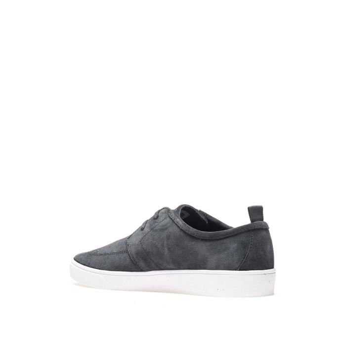 Fred Perry Sneakers gris Homme B1165-282
