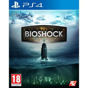 JEU PS4 Bioshock : The Collection Jeu PS4