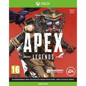 JEU XBOX ONE NOUVEAUTÉ Apex Legends Edition Bloodhound Jeu Xbox One