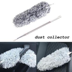 VENTILATEUR DE PLAFOND Rétractable Microfibre collecteur de poussière de