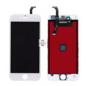 ECRAN DE TÉLÉPHONE Iphone 6 Plus Ecran Blanc PREMIUM vitre + LCD