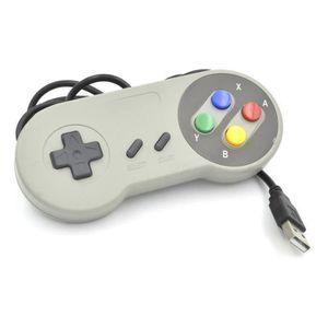 JOYSTICK Super Nintendo Famicom SF SNES PC Controller Gamep