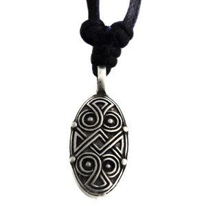 PENDENTIF VENDU SEUL pendentif bouclier viking odin sante celte breton