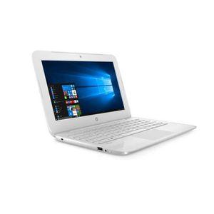 ORDINATEUR PORTABLE HP PC Stream 11y002nf - 2 Go de RAM - Windows 10 -
