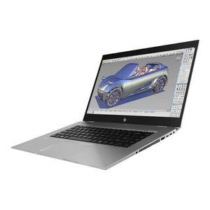ORDINATEUR PORTABLE HP ZBook Studio G5 Mobile Workstation Core i7 8750
