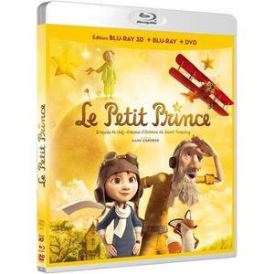 BLU-RAY FILM Le Petit Prince 3D [ Combo Blu-ray 3D + Blu-ray +