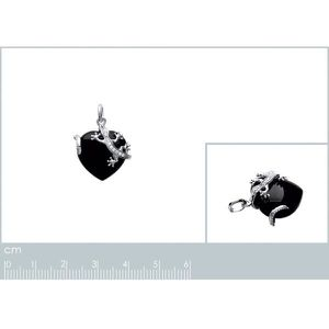 PENDENTIF VENDU SEUL Pendentif Argent - Femme - 16mm/16mm