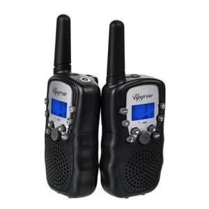 TALKIE-WALKIE JOUET 2x Talkies Walkies pour enfants Walkie-talkies rec