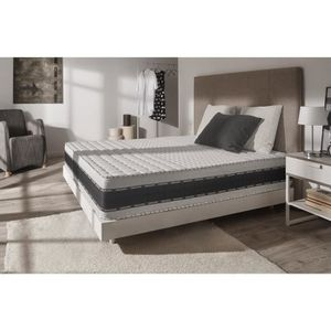 matelas memoire de forme 140x200 achat vente pas cher. Black Bedroom Furniture Sets. Home Design Ideas