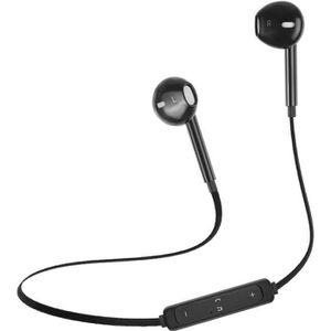 CASQUE - ÉCOUTEURS Écouteur Bluetooth sans fil Sport Casque sans fil