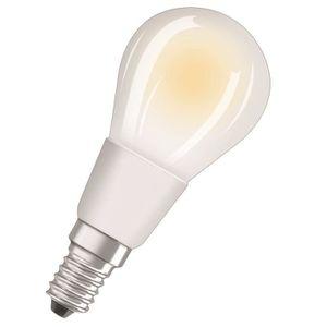 AMPOULE - LED OSRAM Ampoule LED E14 sphérique dépolie 4,5 W équi