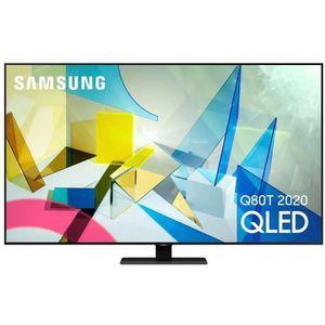 Téléviseur LED Samsung QE65Q80T - Téléviseur QLED 4K Ultra HD 65