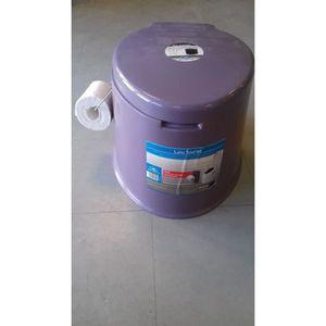 ACCESSOIRE DE TENTE Toilette/WC de camping portable