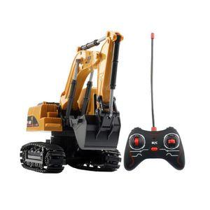 TRACTEUR - CHANTIER RC camions Mini télécommande Bulldozer 01:24 Allia
